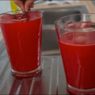 In the US, 'drinking the Kool-Aid' has become synonymous with brainwashing and mass delusion, tho the powdered-drink brand is at pains to point out that the Jonestown residents in fact consumed 'Flavour-Aid' in the fatal moments.