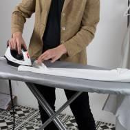 Alex Eisenberg, Ironing Tutorial